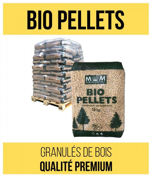 Bio pellet articles comple mentaires