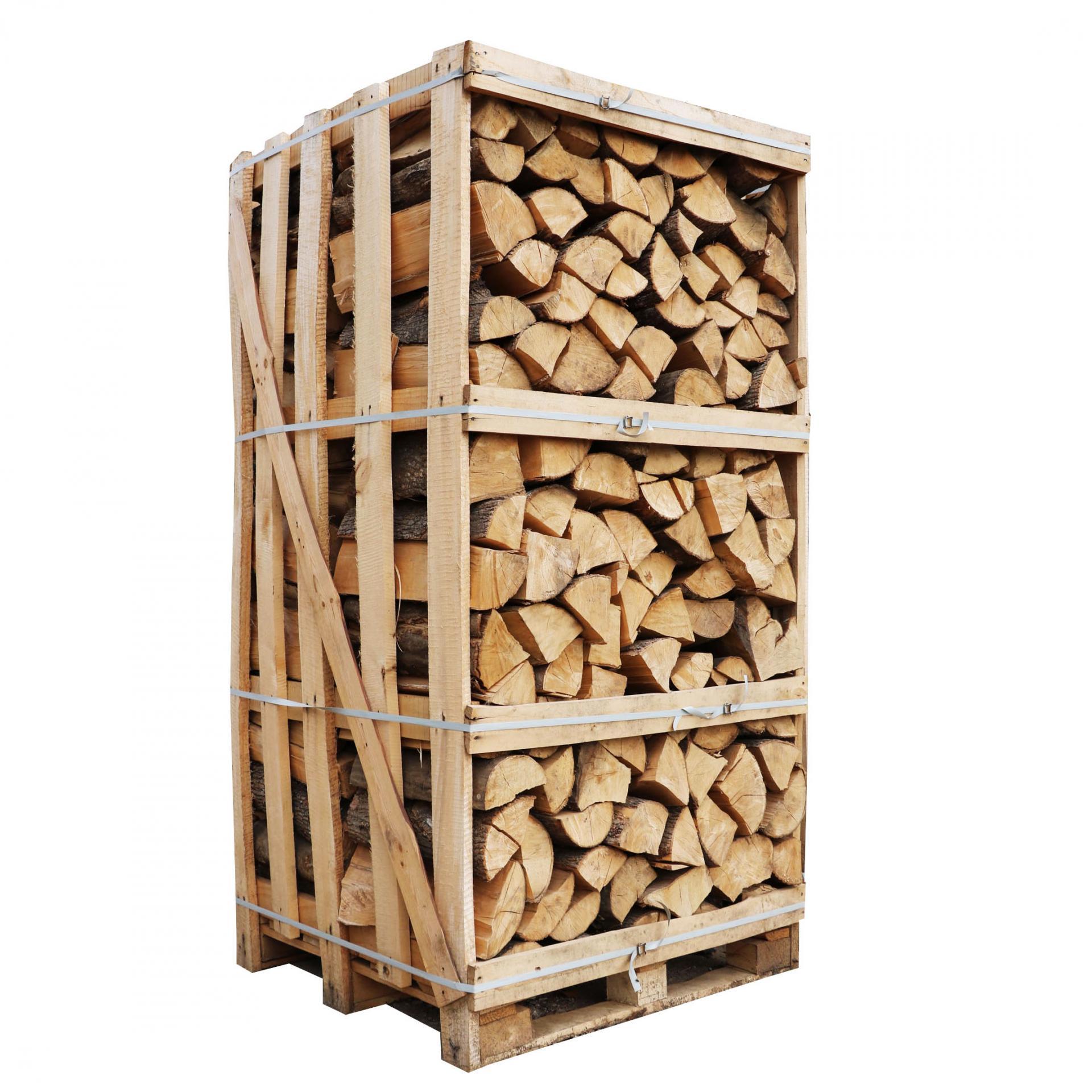 Box de 3 st res de bois - Frene bois de chauffage ...