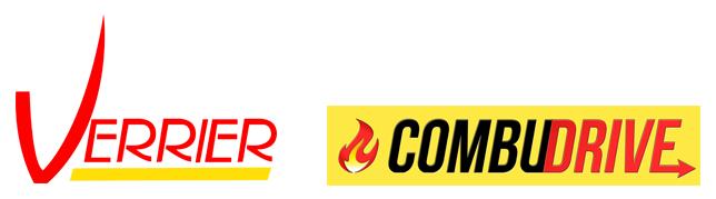 Logos Combudrive / Verrier