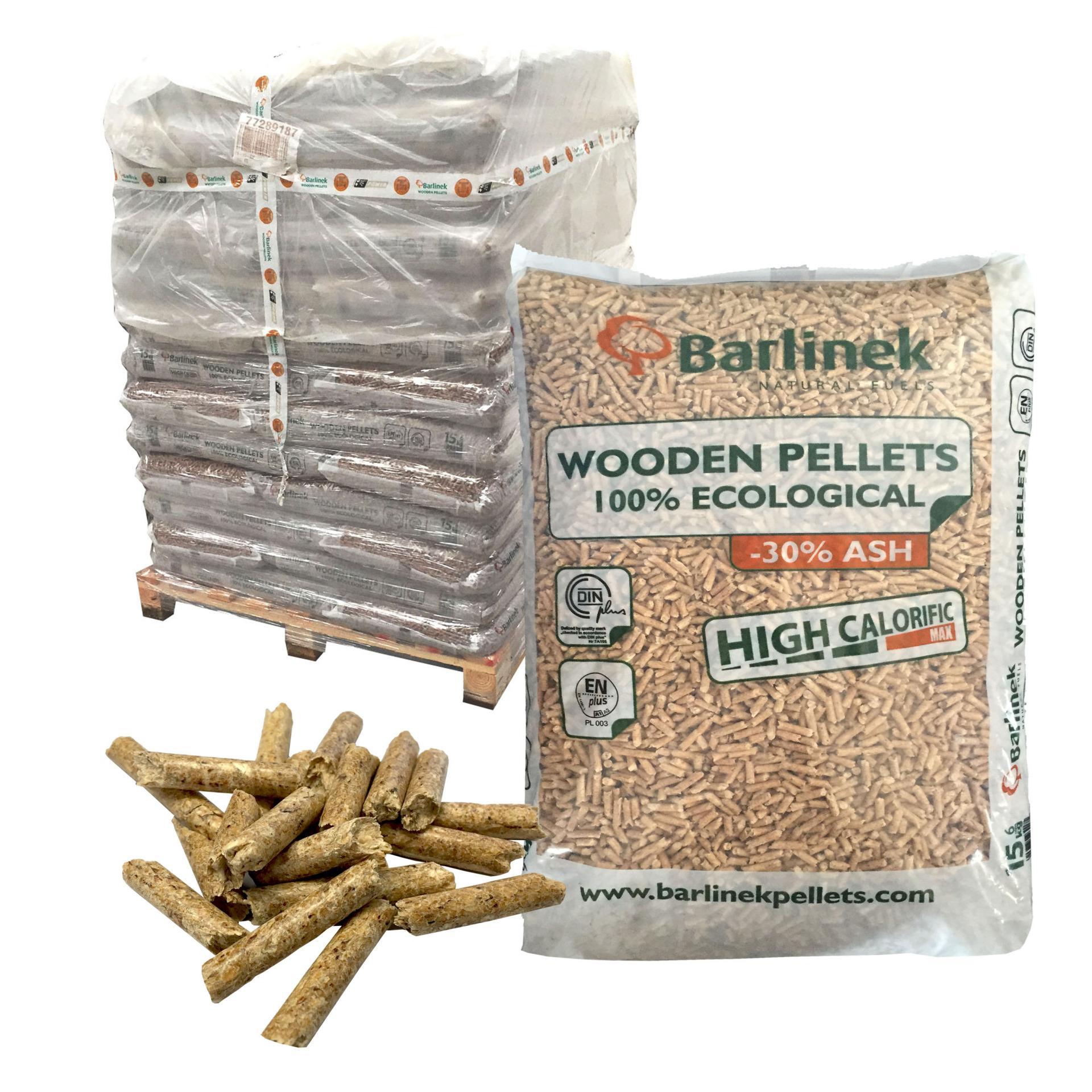 Granulés de bois BARLINEK