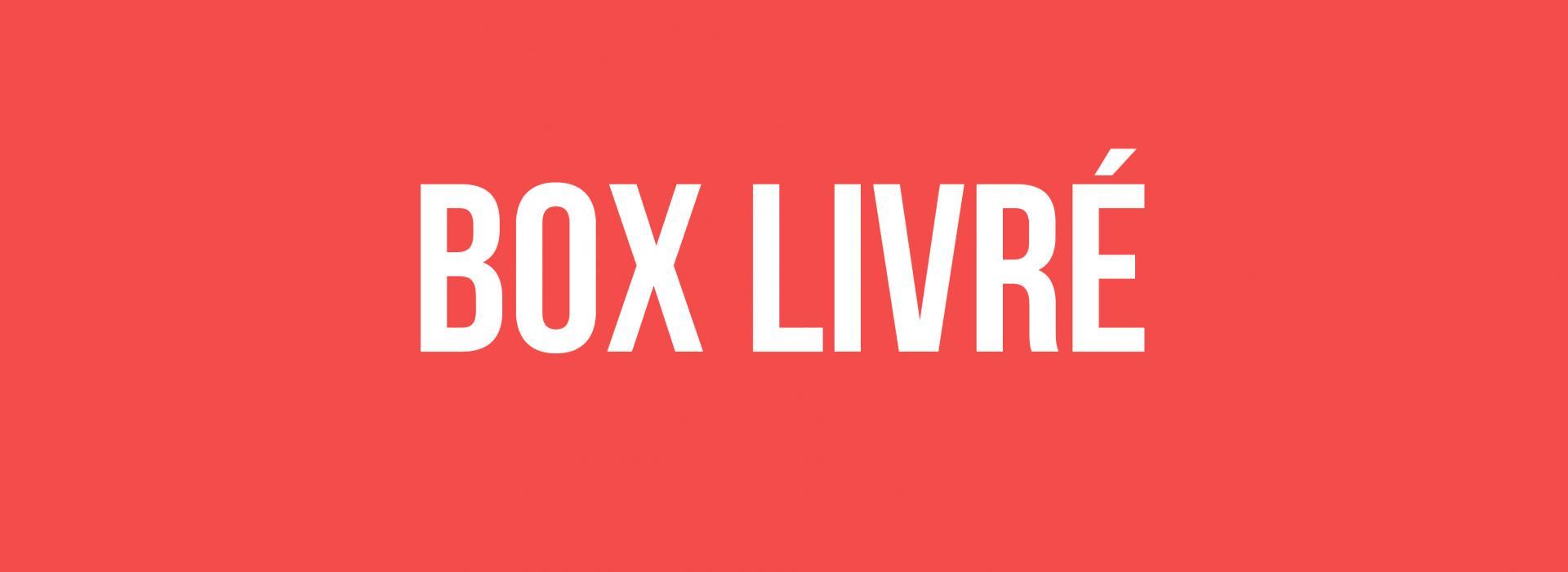 BOX LIVRÉ