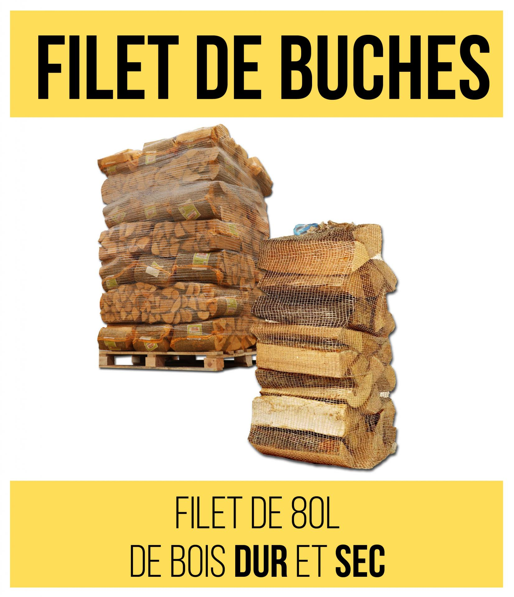 Articles complementaires filet de buches