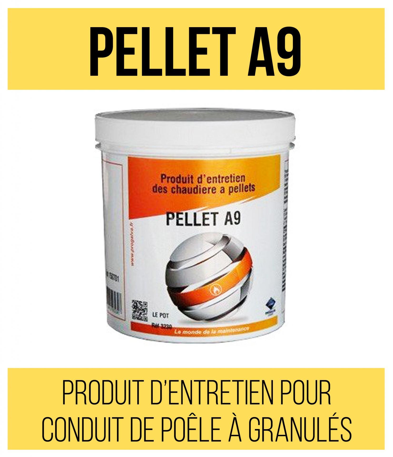 Entretien - Pellet A9