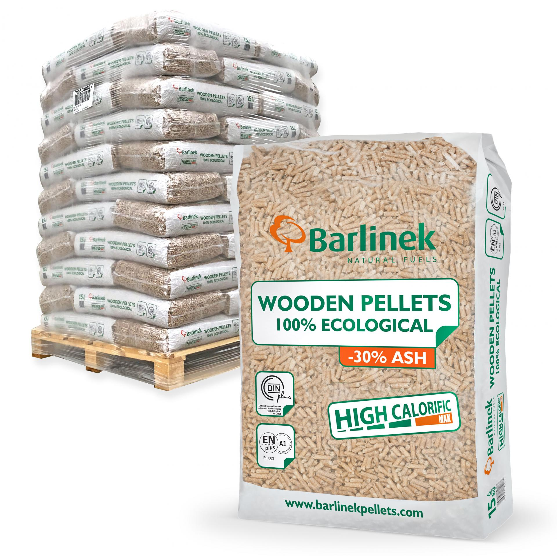 Pellets barlinek produit 2019