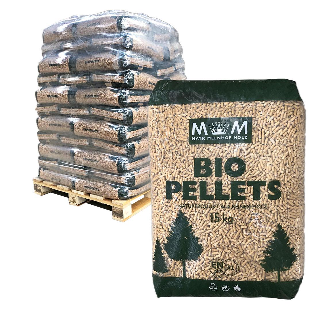 Pellets biopellets produit